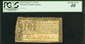 Colonial Notes:Maryland, Maryland March 1, 1770 $8 PCGS Extremely Fine 40.. ...
