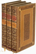 Books:Literature Pre-1900, Percy Bysshe Shelley. The Poetical Works .... Edited by MaryShelley. London: 1847. Later edition, finely bound.... (Total:3 Items)