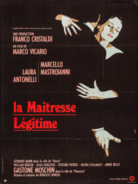 """Wifemistress & Others Lot (Warner-Columbia, 1979). French Grandes (3)(45.5"""" X 62"""", 46"""" X 62""""..."""