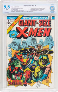 Giant-Size X-Men #1 (Marvel, 1975) CBCS NM/MT 9.8 White pages
