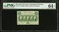 Fractional Currency:First Issue, Fr. 1313 50¢ First Issue PMG Choice Uncirculated 64 EPQ.. ...