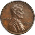 Lincoln Cents, 1969-S 1C Doubled Die Obverse, FS-101, MS61 Brown PCGS....