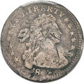 Early Half Dimes, 1802 H10C V-1, LM-1, Amato-119, R.5 -- Bent -- PCGS Genuine. FineDetails....