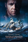 """Movie Posters:Adventure, Master and Commander (20th Century Fox, 2003). International OneSheet (27"""" X 40"""") DS Style A. Adventure.. ..."""