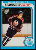 Hockey Cards:Singles (1970-Now), 1979 Topps Wayne Gretzky #18. ...