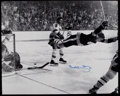Hockey Collectibles:Others, Bobby Orr Signed Oversized Photograph. ...