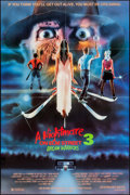 """Movie Posters:Horror, A Nightmare on Elm Street 3: Dream Warriors & Other Lot (New Line, 1987). One Sheets (2) (27"""" X 41"""") Matthew Joseph Peak Art... (Total: 2 Items)"""