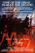 """Movie Posters:War, Glory & Other Lot (Tri-Star, 1989). One Sheets (2) (27"""" X 40"""").DS. War.. ... (Total: 2 Items)"""