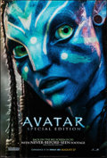 "Movie Posters:Science Fiction, Avatar (20th Century Fox, 2009). One Sheet (27"" X 40""). DS IMAX 3-DStyle. Science Fiction.. ..."