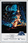 """Movie Posters:Science Fiction, Star Wars: A New Hope (20th Century Fox, R-1993). One Sheet (27"""" X 41"""") Style A, Greg and Tim Hildebrandt Artwork. Science F..."""