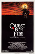 "Movie Posters:Adventure, Quest for Fire & Other Lot (20th Century Fox, 1982). One Sheets(2) (27"" X 41""). Adventure.. ... (Total: 2 Items)"