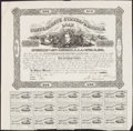 Confederate Notes:Group Lots, Ball 148 Cr. 111 $500 1862 Bond Fine. . ...
