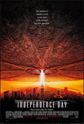 """Movie Posters:Science Fiction, Independence Day & Others Lot (20th Century Fox, 1996). One Sheets (3) (27"""" X 40"""" & 27"""" X 41""""). SS Advance. Science Fiction.... (Total: 3 Items)"""