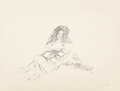 Fine Art - Work on Paper:Print, John Lennon (1940-1980). The Hug and Erotic 8 (from Bag OneSeries), circa 1969. Lithograph. 22-1/2 x 15 inches (57.2 x...(Total: 2 Items)