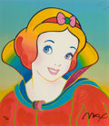 Fine Art - Work on Paper:Print, Peter Max (b. 1937). Snow White (Red). Screenprint incolors. 15-3/4 x 13-3/4 inches (40.0 x 34.9 cm) (sheet). Ed.312/5...