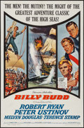 "Movie Posters:Adventure, Billy Budd & Others Lot (Allied Artists, 1962). One Sheets (3) (27"" X 41""). Adventure.. ... (Total: 3 Items)"