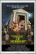 "Movie Posters:Horror, Vault of Horror & Others Lot (Cinerama Releasing, 1973). One Sheets (3) (27"" X 41""). Horror.. ... (Total: 3 Items)"