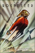 "Movie Posters:Action, Rocketeer (Walt Disney Pictures, 1991). One Sheet (27"" X 41"").Action.. ..."