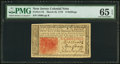 Colonial Notes:New Jersey, New Jersey March 25, 1776 6s PMG Gem Uncirculated 65 EPQ.. ...