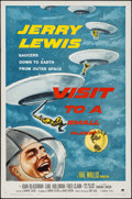 """Movie Posters:Comedy, Visit to a Small Planet (Paramount, 1960). One Sheet (27"""" X 41""""). Comedy.. ..."""