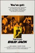 "Movie Posters:Action, Billy Jack (Warner Brothers, 1971). One Sheet (27"" X 41""). Action.. ..."