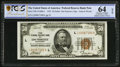 Small Size:Federal Reserve Bank Notes, Fr. 1880-L $50 1929 Federal Reserve Bank Note. PCGS Choice Unc 64 OPQ.. ...