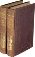Books:Americana & American History, Alexis de Tocqueville. Democracy in America. Translated byHenry Reeve, Esq. With an Original Preface by John C.... (Total: 2Items)