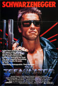 """Movie Posters:Science Fiction, The Terminator (Orion, 1984). One Sheet (27"""" X 41""""). ScienceFiction.. ..."""