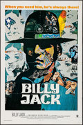 "Movie Posters:Action, Billy Jack (Warner Brothers, 1971). International One Sheet (27"" X41""). Action.. ..."