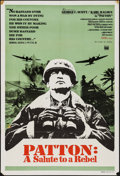 "Movie Posters:War, Patton (20th Century Fox, 1970). Australian One Sheet (27"" X 40"").War.. ..."