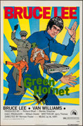 """Movie Posters:Action, The Green Hornet (20th Century Fox, 1974). One Sheet (27"""" X 41"""").Action.. ..."""