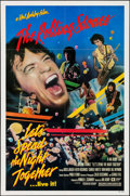 """Movie Posters:Rock and Roll, Let's Spend the Night Together (Embassy, 1983). One Sheet (27"""" X 41""""). Rock and Roll.. ..."""