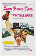 "Movie Posters:Musical, Paint Your Wagon & Other Lot (Paramount, 1969). One Sheets (2)(27"" X 41""). Musical.. ... (Total: 2 Items)"