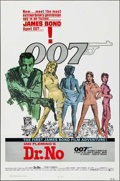 "Movie Posters:James Bond, Dr. No (United Artists, R-1980). One Sheet (27"" X 41""). James Bond.. ..."