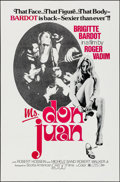 """Movie Posters:Foreign, Ms. Don Juan (Scotia American, 1976). One Sheet (27"""" X 41""""). Foreign.. ..."""