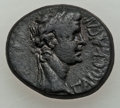 Ancients:Roman Provincial , Ancients: PHRYGIA. Aezanis. Gaius (Caligula) (AD 37-41). AE19 (5.72gm). About VF....