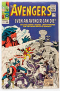 Silver Age (1956-1969):Superhero, The Avengers #14 (Marvel, 1965) Condition: VF....