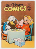 Golden Age (1938-1955):Cartoon Character, Walt Disney's Comics and Stories #47 (Dell, 1944) Condition: VG-....