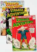 Silver Age (1956-1969):Science Fiction, Strange Adventures Group of 22 (DC, 1963-65) Condition: AverageFN+.... (Total: 22 Comic Books)