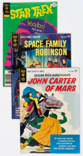 Silver Age (1956-1969):Science Fiction, Gold Key Silver Age Science Fiction Comics Group of 23 (Gold Key,1964-78) Condition: Average FN+.... (Total: 23 Comic Books)