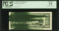 Error Notes:Ink Smears, Ink Smears on Back Error Fr. 2075-K $20 1985 Federal Reserve Note.PCGS About New 53.. ...