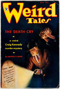 Pulps:Horror, Weird Tales - May 1935 (Popular Fiction) Condition: VG+....