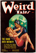 Pulps:Horror, Weird Tales - September 1936 (Popular Fiction) Condition: FN-....