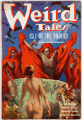 Pulps:Horror, Weird Tales - October 1936 (Popular Fiction) Condition: VG....