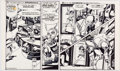 Original Comic Art:Comic Strip Art, Gil Kane Star Hawks Daily Comic Strip Original Art dated9-18-78 (NEA, 1978)....