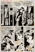 Gene Colan and Sal Buscema My Love #6 Story Page 3 Original Art (Marvel Comics,  Comic Art