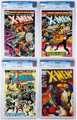 X-Men CGC-Graded Group of 7 (Marvel, 1969-79).... (Total: 7 Comic Books)