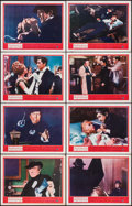 """Movie Posters:Horror, Chamber of Horrors (Warner Brothers, 1966). Lobby Card Set of 8(11"""" X 14""""). Horror.. ... (Total: 8 Items)"""