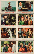 "Movie Posters:Fantasy, The 7 Faces of Dr. Lao (MGM, 1964). Very Fine-. Lobby Card Set of 8(11"" X 14""). Fantasy.. ... (Total: 8 Items)"