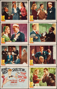 "The Show-Off (MGM, 1946). Lobby Card Set of 8 (11"" X 14""). Comedy. ... (Total: 8 Items)"